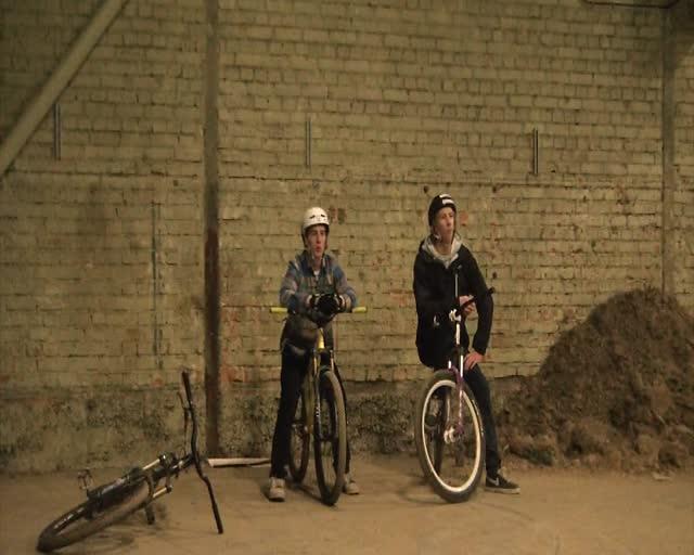 Ya BMX indoor and Malaga