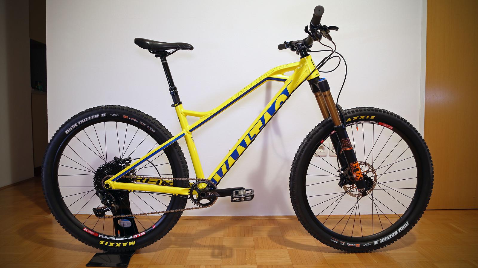 Mondraker Vantage R custom bike - porson - Mountain Biking Pictures - Vital MTB