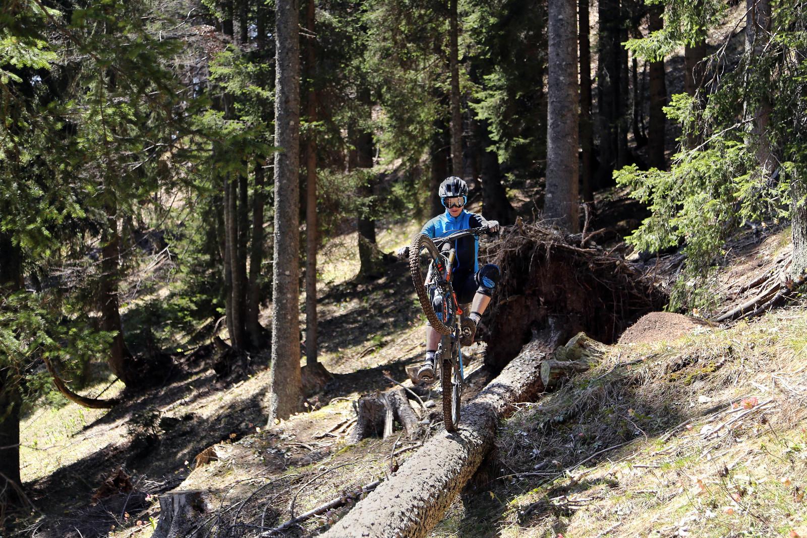 Vid Peršak skills - porson - Mountain Biking Pictures - Vital MTB