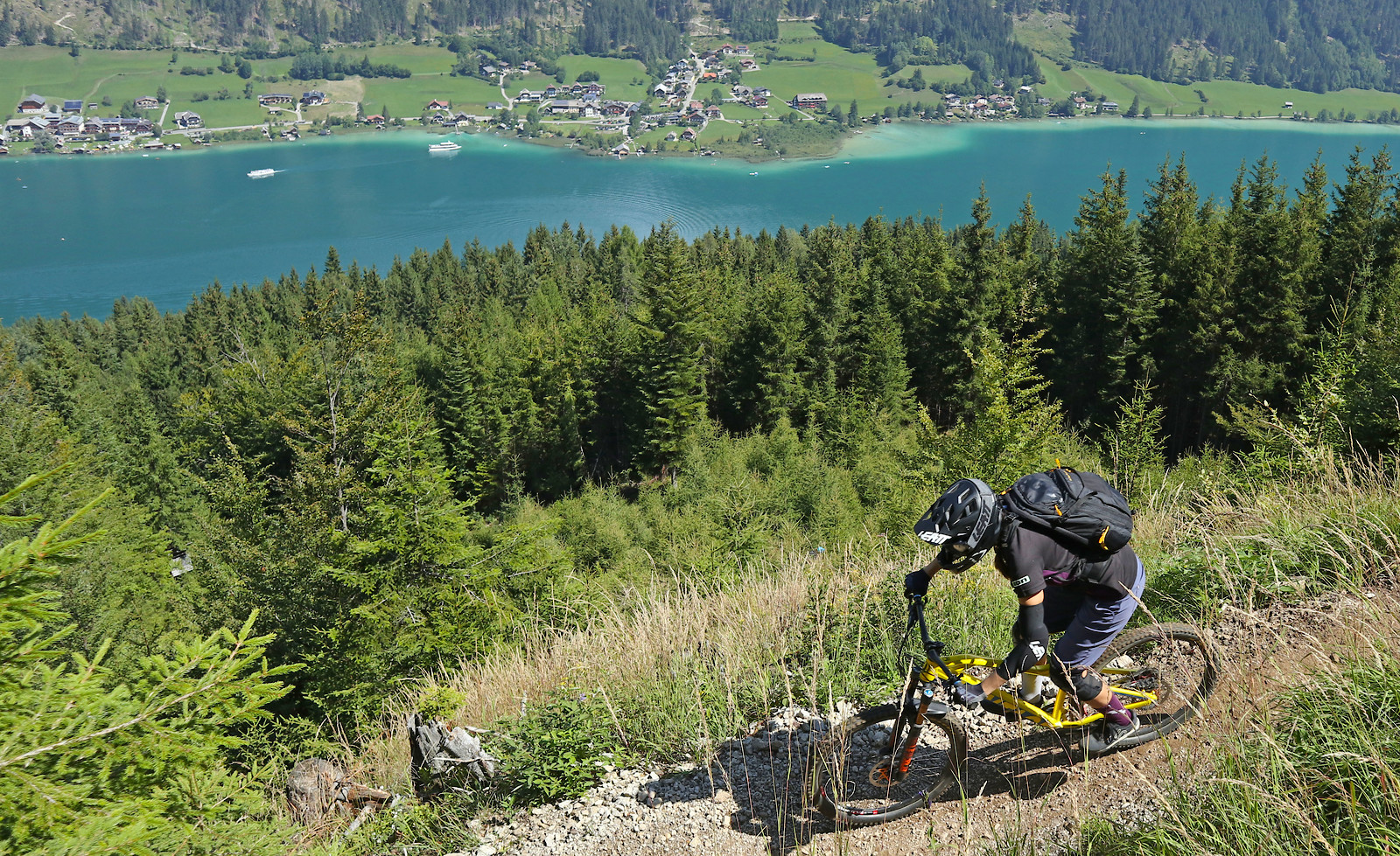 Lake ride #1 - porson - Mountain Biking Pictures - Vital MTB