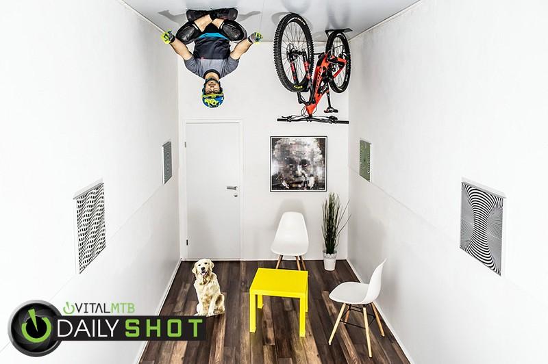 My yoga buddy 1 - porson - Mountain Biking Pictures - Vital MTB