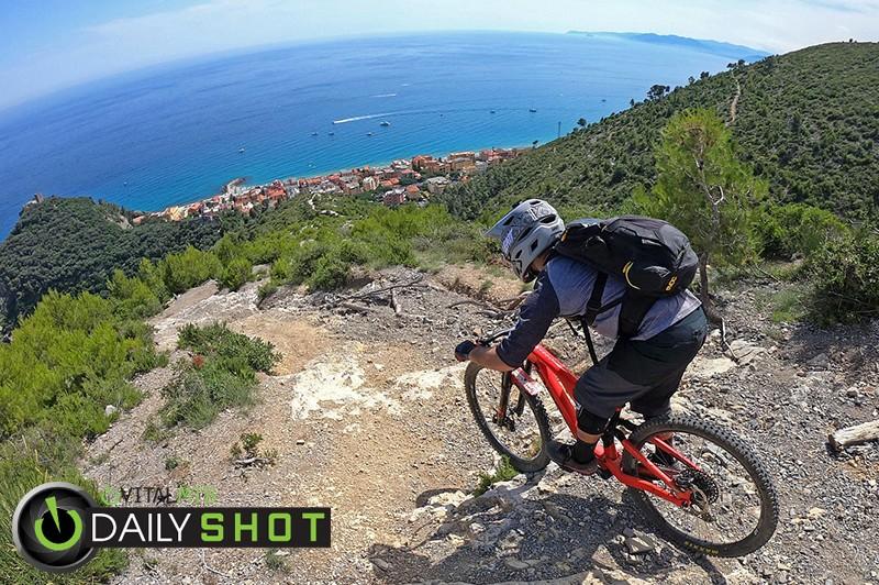 Jan finale morje 1 - porson - Mountain Biking Pictures - Vital MTB