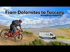 From Dolomites to Tuscany - #roadtrip