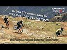 Opening Bike Republic SÖLDEN 2020 with Orbea Slovenia team - Vid Persak, Primoz Strancar, Rok Perko