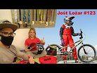 I surprised Jošt with new Leatt gear
