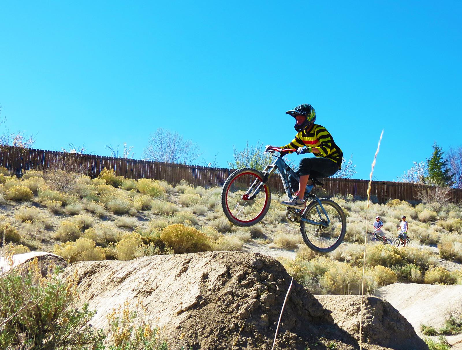 day 3 jump 1 crop - Moosey - Mountain Biking Pictures - Vital MTB
