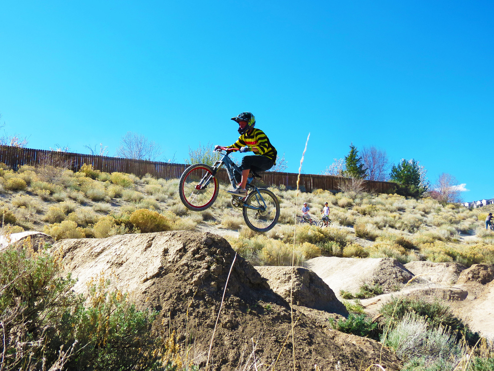 day 3 jump 1 - Moosey - Mountain Biking Pictures - Vital MTB