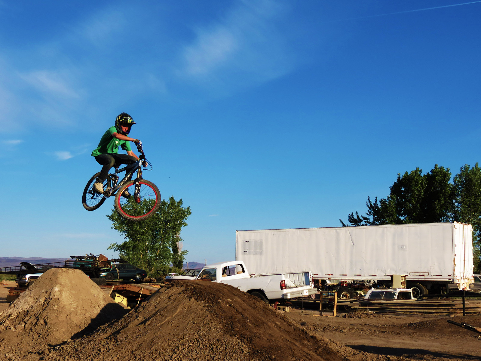day 4 005 - Moosey - Mountain Biking Pictures - Vital MTB
