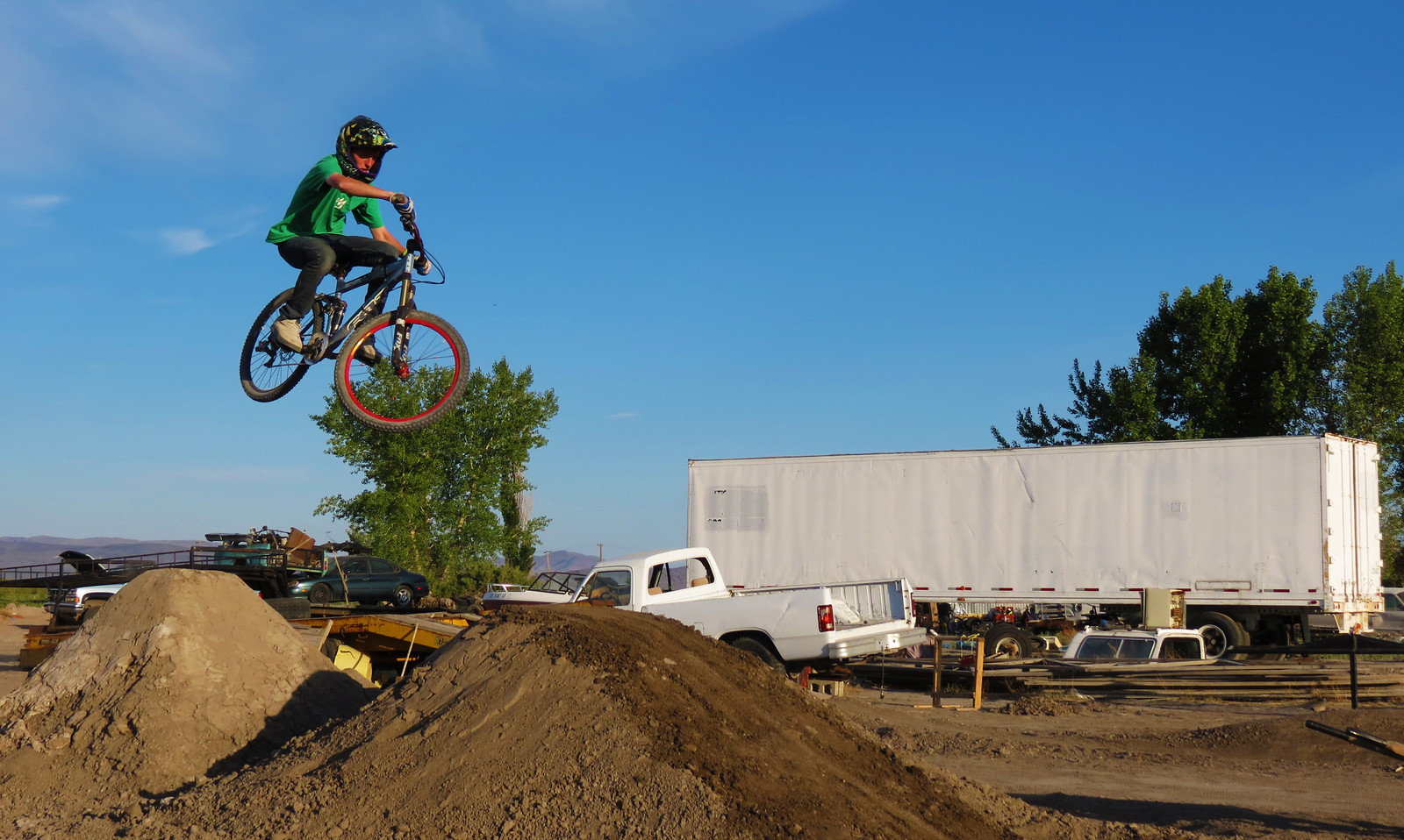 day 4 006 - Moosey - Mountain Biking Pictures - Vital MTB