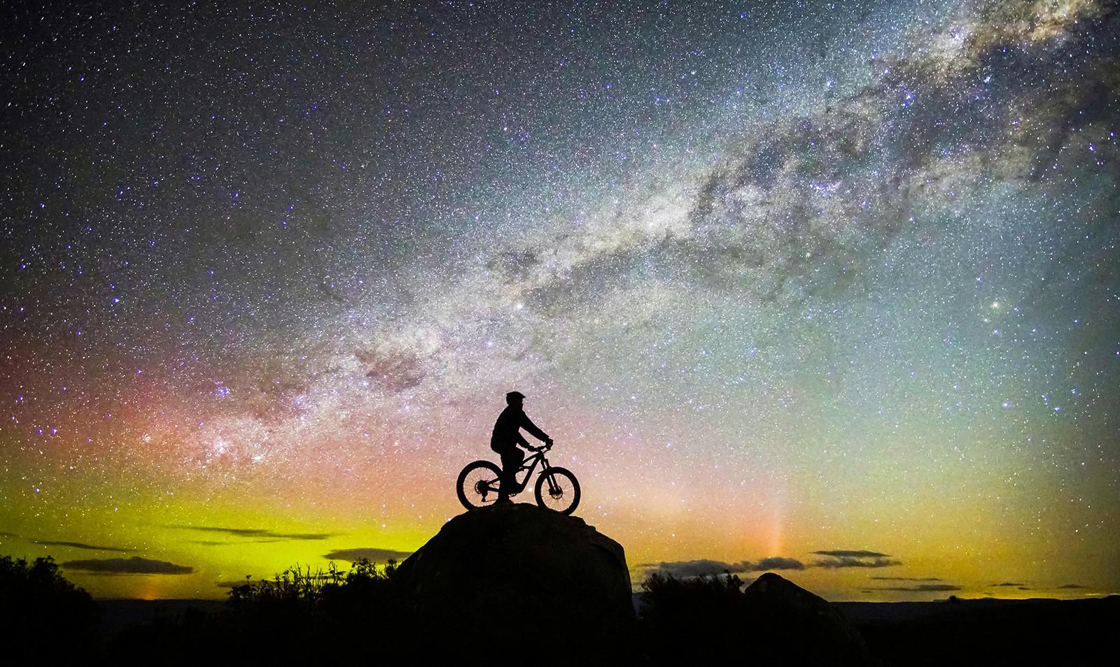 Southern Lights - digitalhippie - Mountain Biking Pictures - Vital MTB