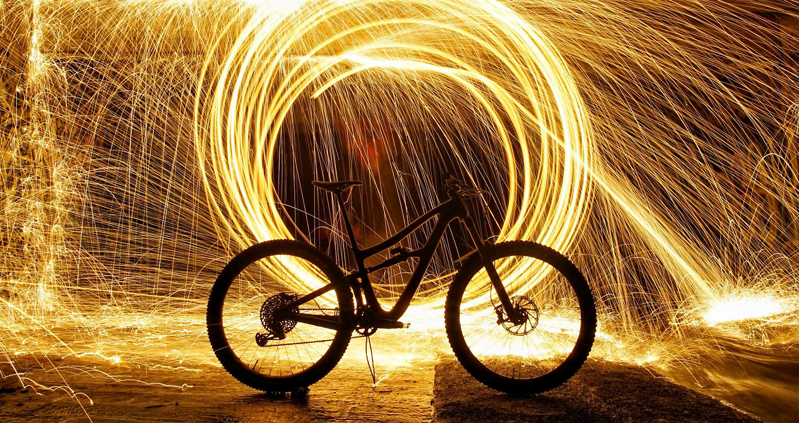 Xmas in July - digitalhippie - Mountain Biking Pictures - Vital MTB