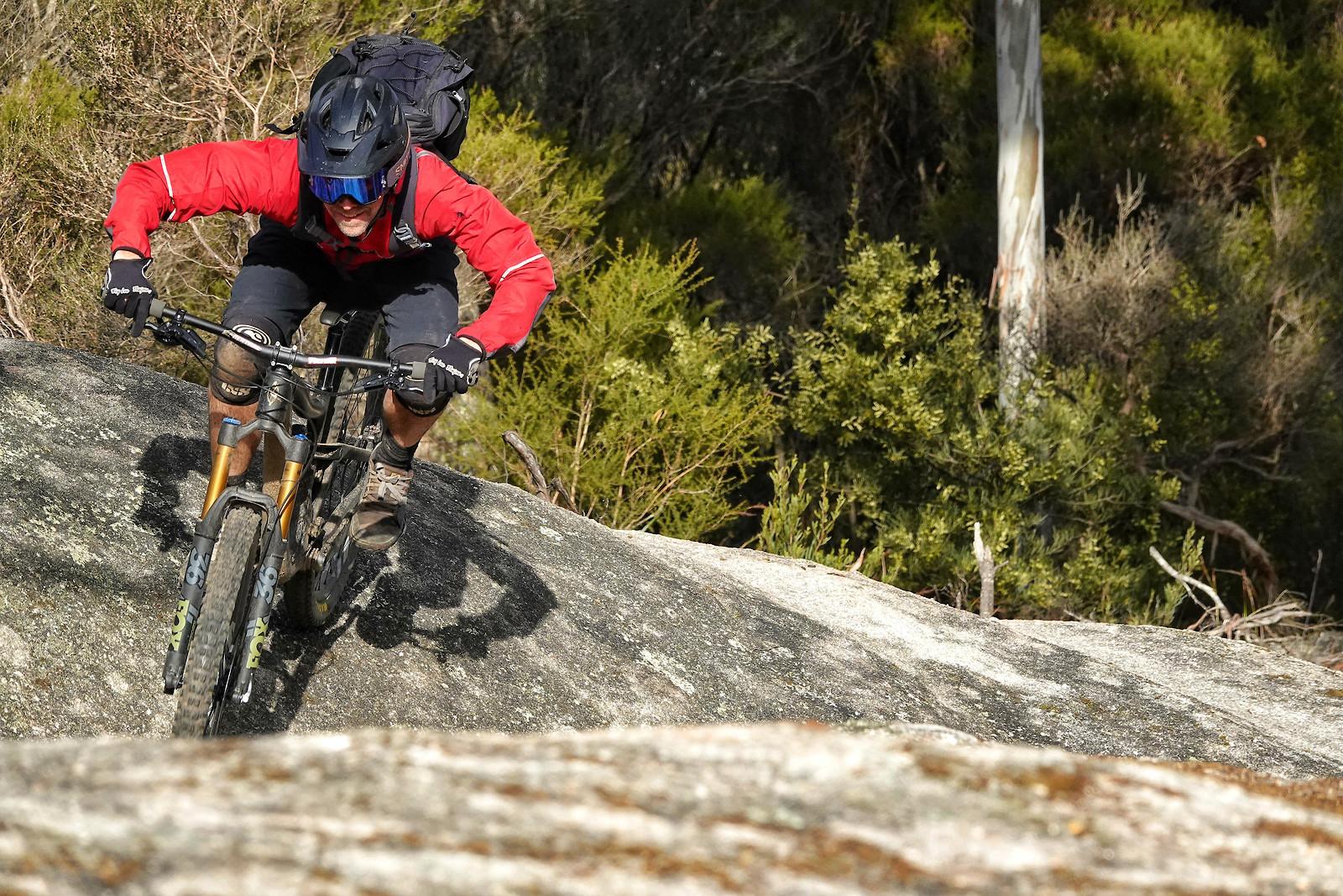 Trouty, Blue Derby - digitalhippie - Mountain Biking Pictures - Vital MTB