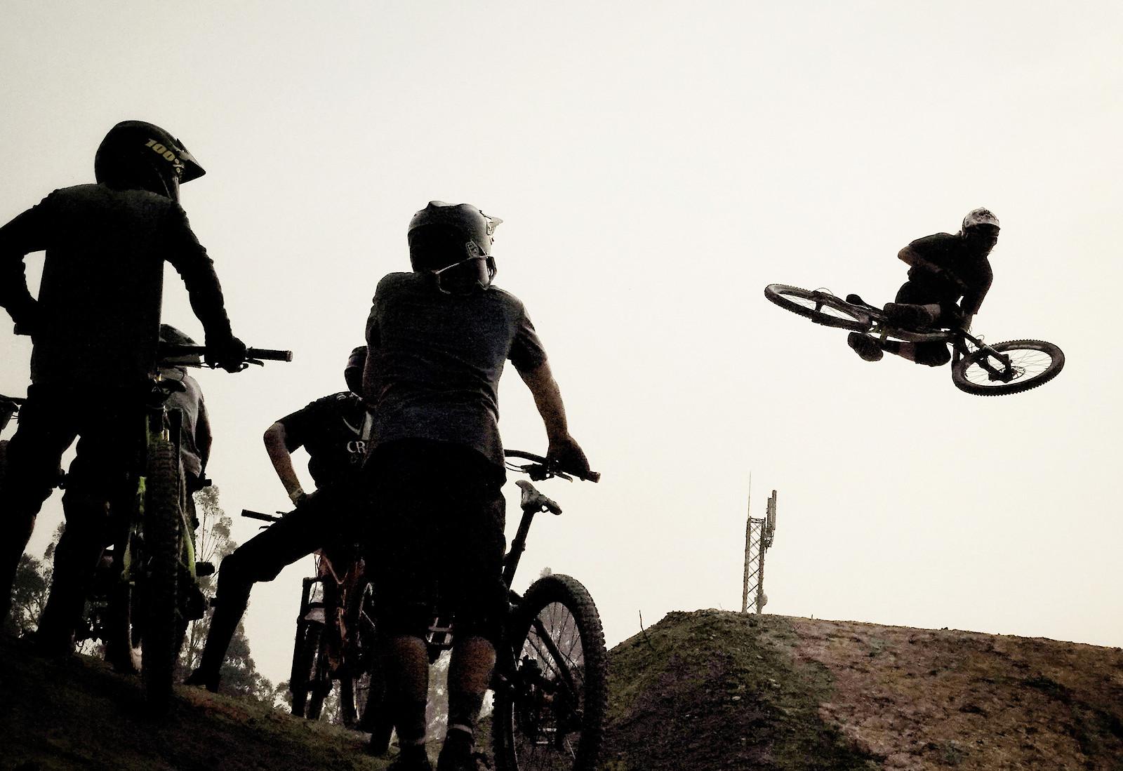 Gravity Fest Whip Off, Maydena Bike Park - digitalhippie - Mountain Biking Pictures - Vital MTB