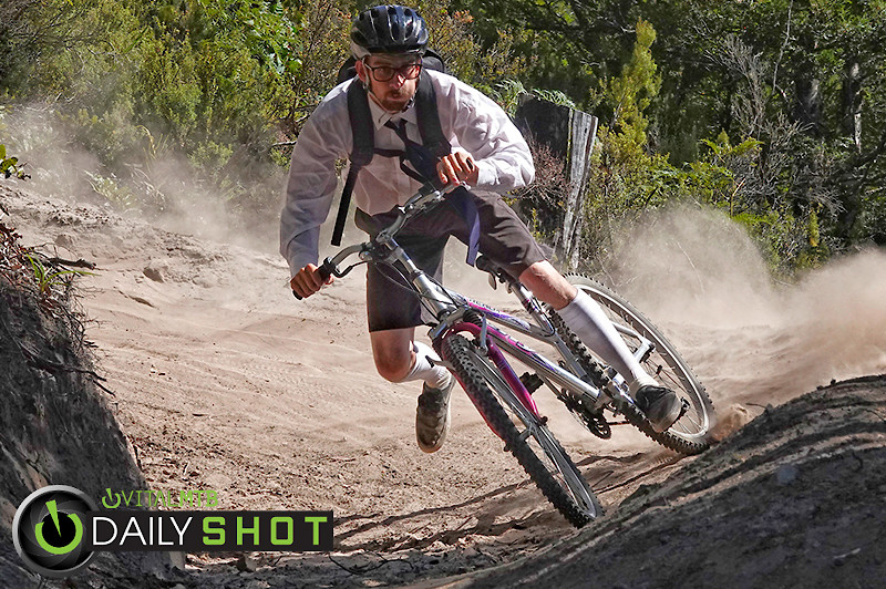 Ride it like you stole it! - digitalhippie - Mountain Biking Pictures - Vital MTB