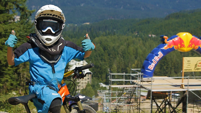What Were You Doing at 8 Years Old? Jackson Goldstone Leads Tyler McCaul Down Dirt Merchant