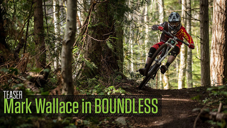 Teaser: Mark Wallace in BOUNDLESS