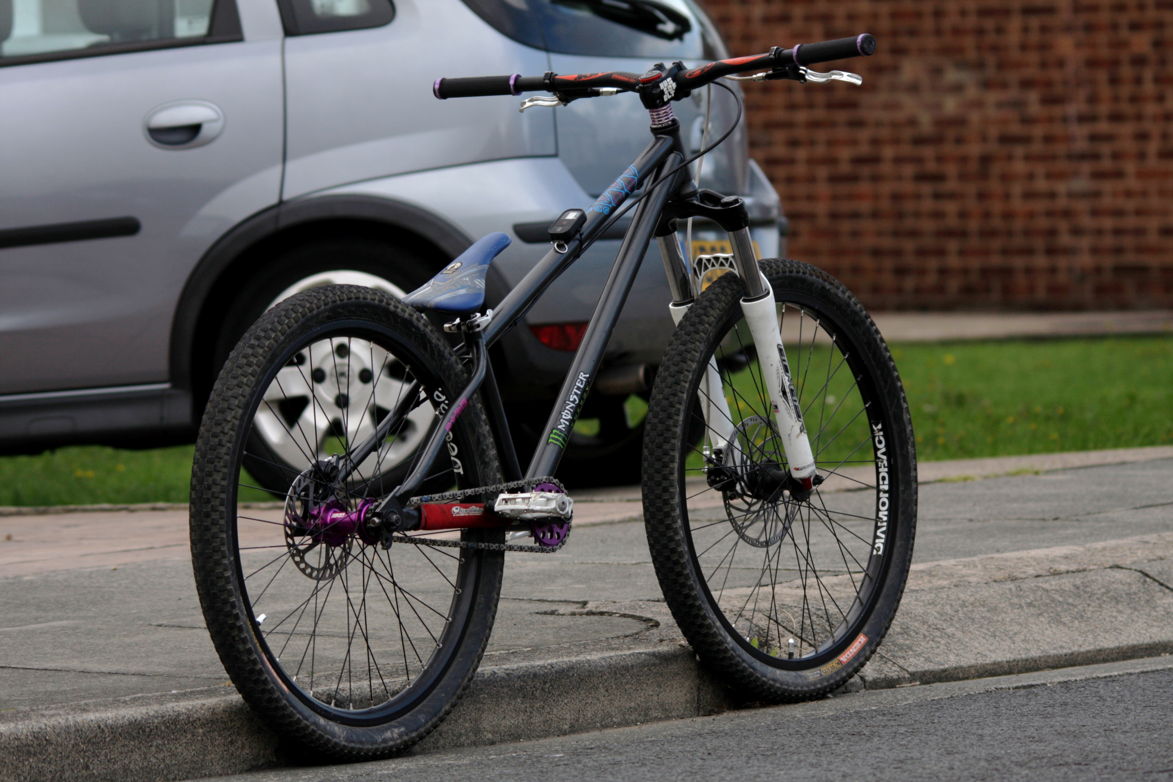 Stella Backhop360 S Bike Check Vital Mtb