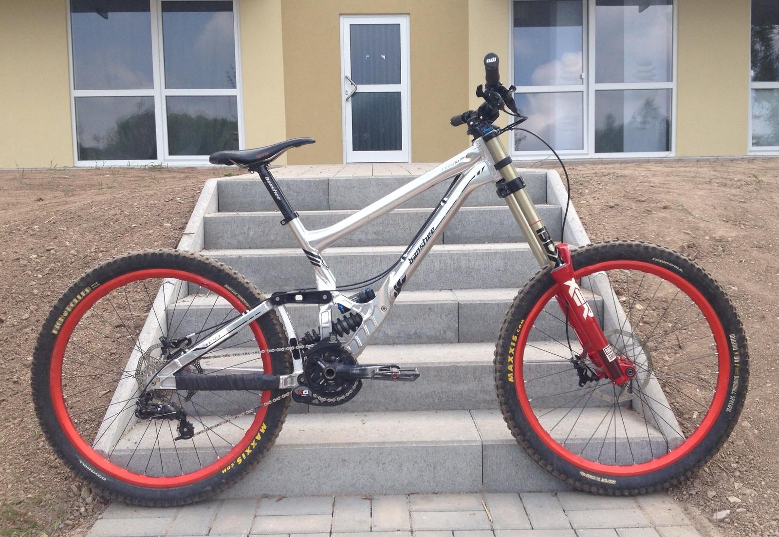 2014 Bike, it got BOD on Vital like this.
