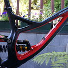 2013 Specialized S-Works Carbon Demo Frame
