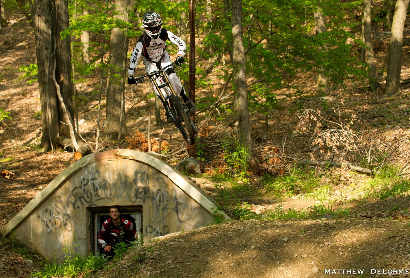 Bunker Jump - mdelorme - Mountain Biking Pictures - Vital MTB