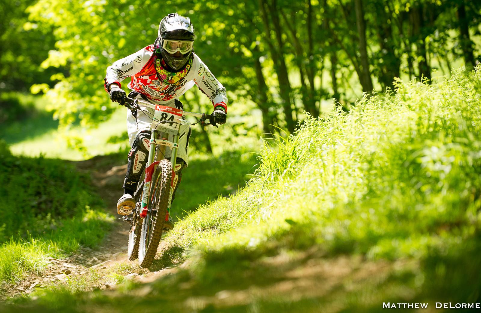 Ricardo Preciado - Aaron Gwin Wins Plattekill ESC Pro GRT 2012 - Mountain Biking Pictures - Vital MTB