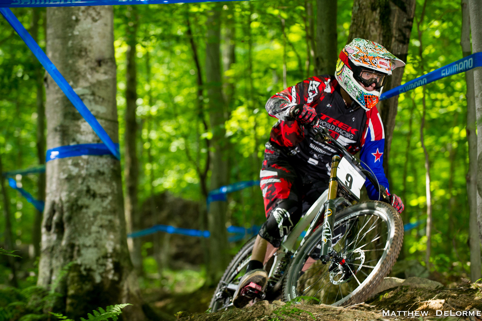 Justin Leov Wins MTB Grand Prix, Sugarbush, Vermont - Grand Prix Sugarbush Vermont - Mountain Biking Pictures - Vital MTB