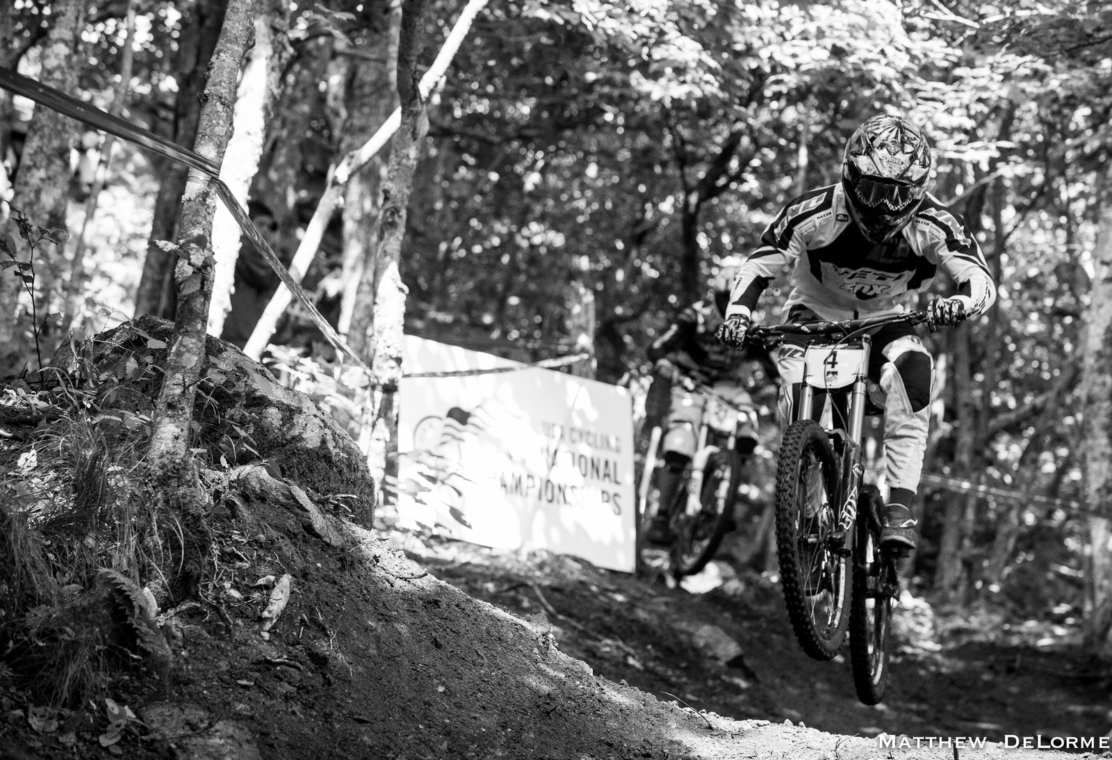 Eliot Jackson - U.S National Championship Dual Slalom Finals and DH Qualifying - Mountain Biking Pictures - Vital MTB