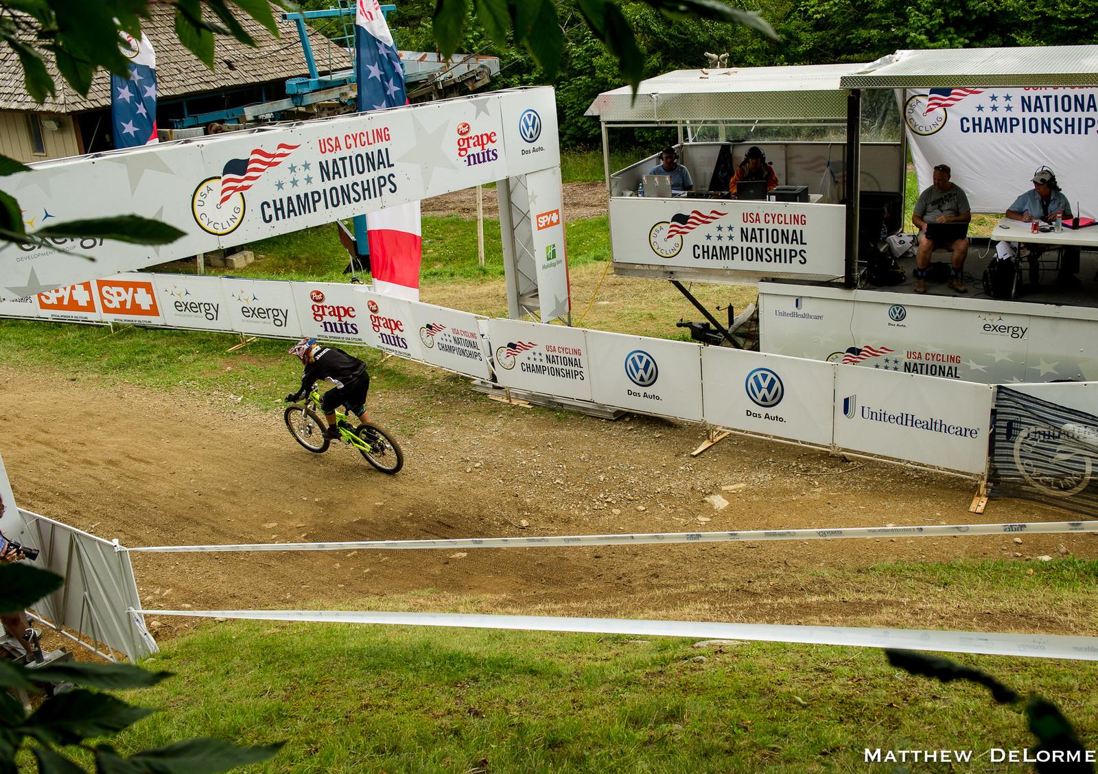 Jackie Harmony National Champion - U.S. National Champs  Finals - Mountain Biking Pictures - Vital MTB