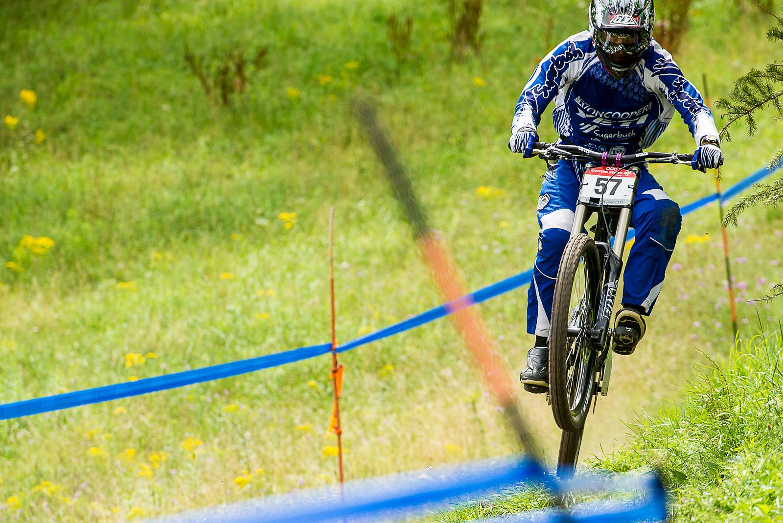 Gavin Vaughn at the Plattekill ESC - mdelorme - Mountain Biking Pictures - Vital MTB