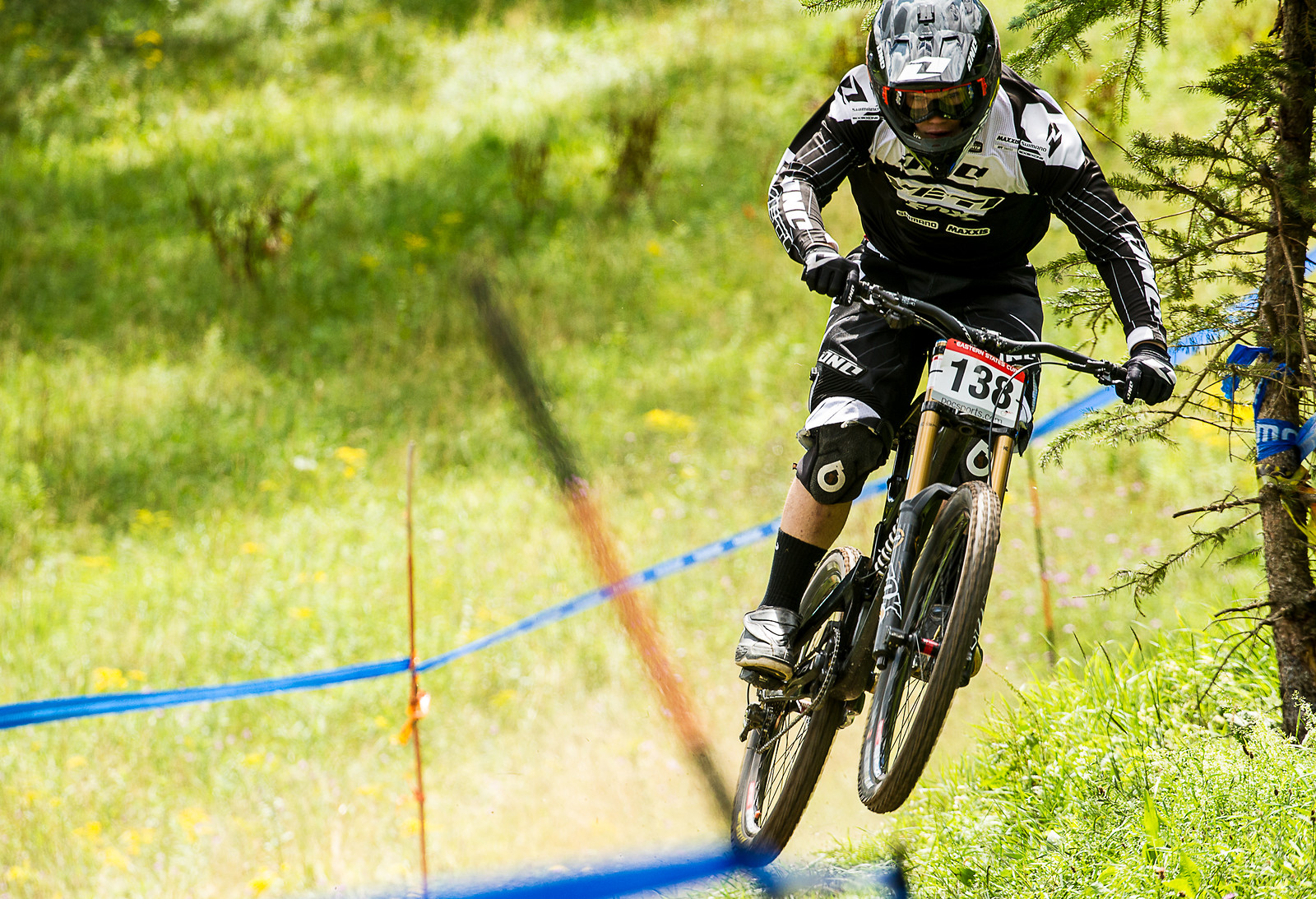 Richie Rude at the Plattekill ESC  - mdelorme - Mountain Biking Pictures - Vital MTB