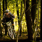 Chris Higgerson at the King of the Mountain Enduro