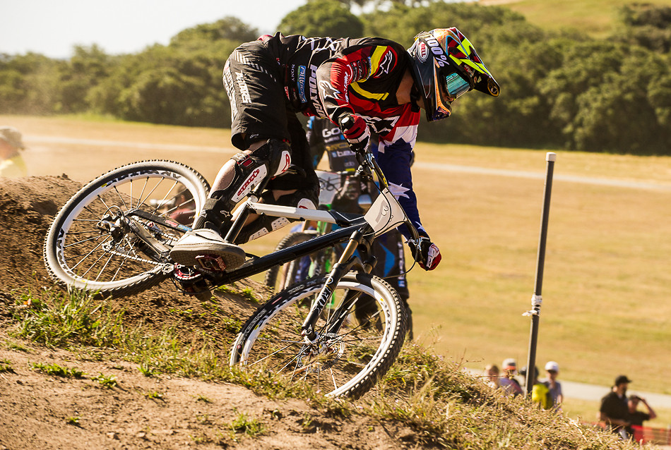 Sic Mic, so close to a fourth Title. - mdelorme - Mountain Biking Pictures - Vital MTB