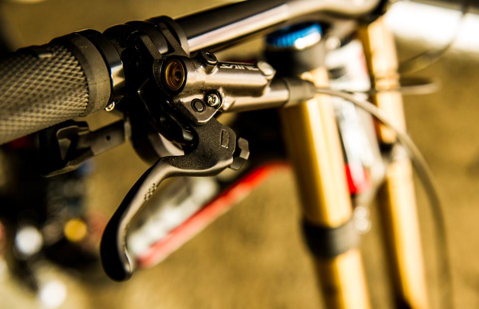 Power to the People - Brook MacDonald's Saint Brakes - mdelorme - Mountain Biking Pictures - Vital MTB