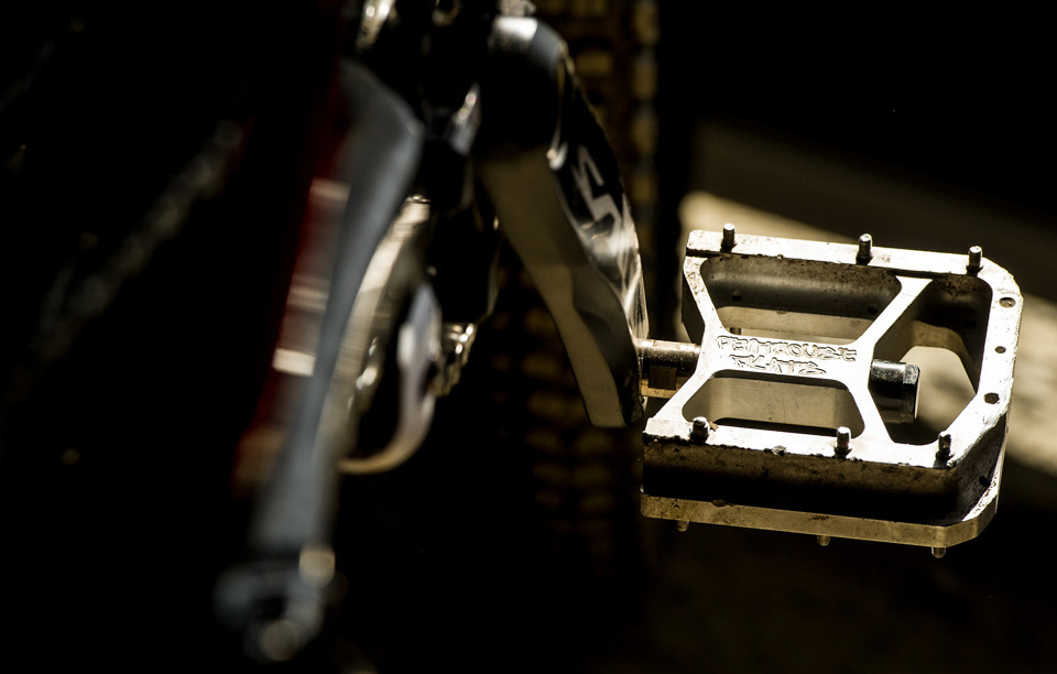 Burgtec Penthouse Flat MK III Pedals - mdelorme - Mountain Biking Pictures - Vital MTB