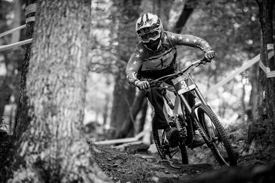 Logan Mulally - Snowshoe Pro GRT - Mountain Biking Pictures - Vital MTB