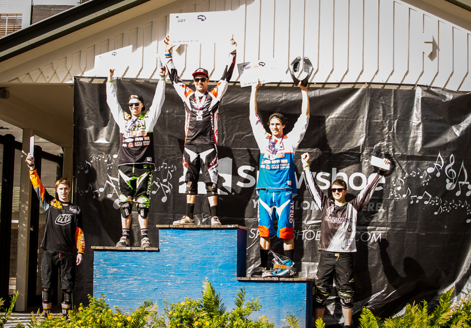Men Pro Podium - Snowshoe Pro GRT - Mountain Biking Pictures - Vital MTB