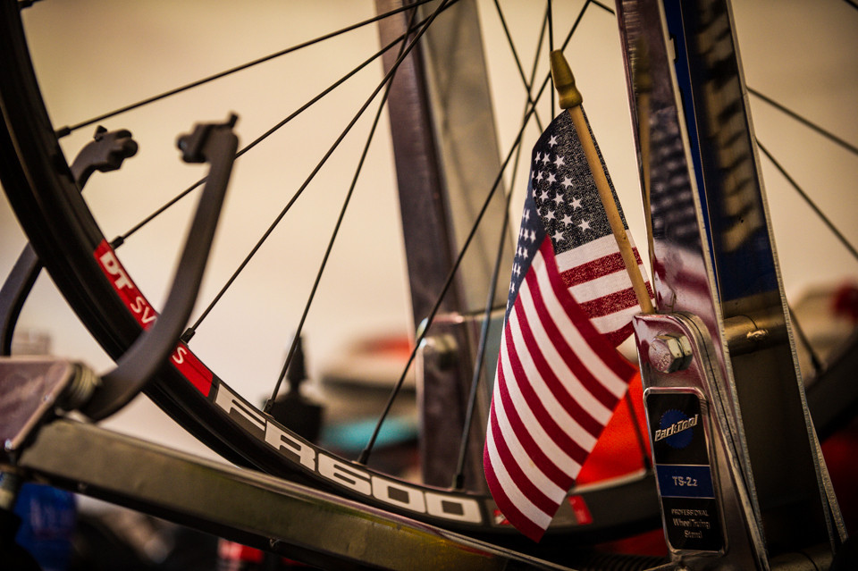 Keeping it 'Merican - Pit Bits, US National Championships Angel Fire, NM - Mountain Biking Pictures - Vital MTB