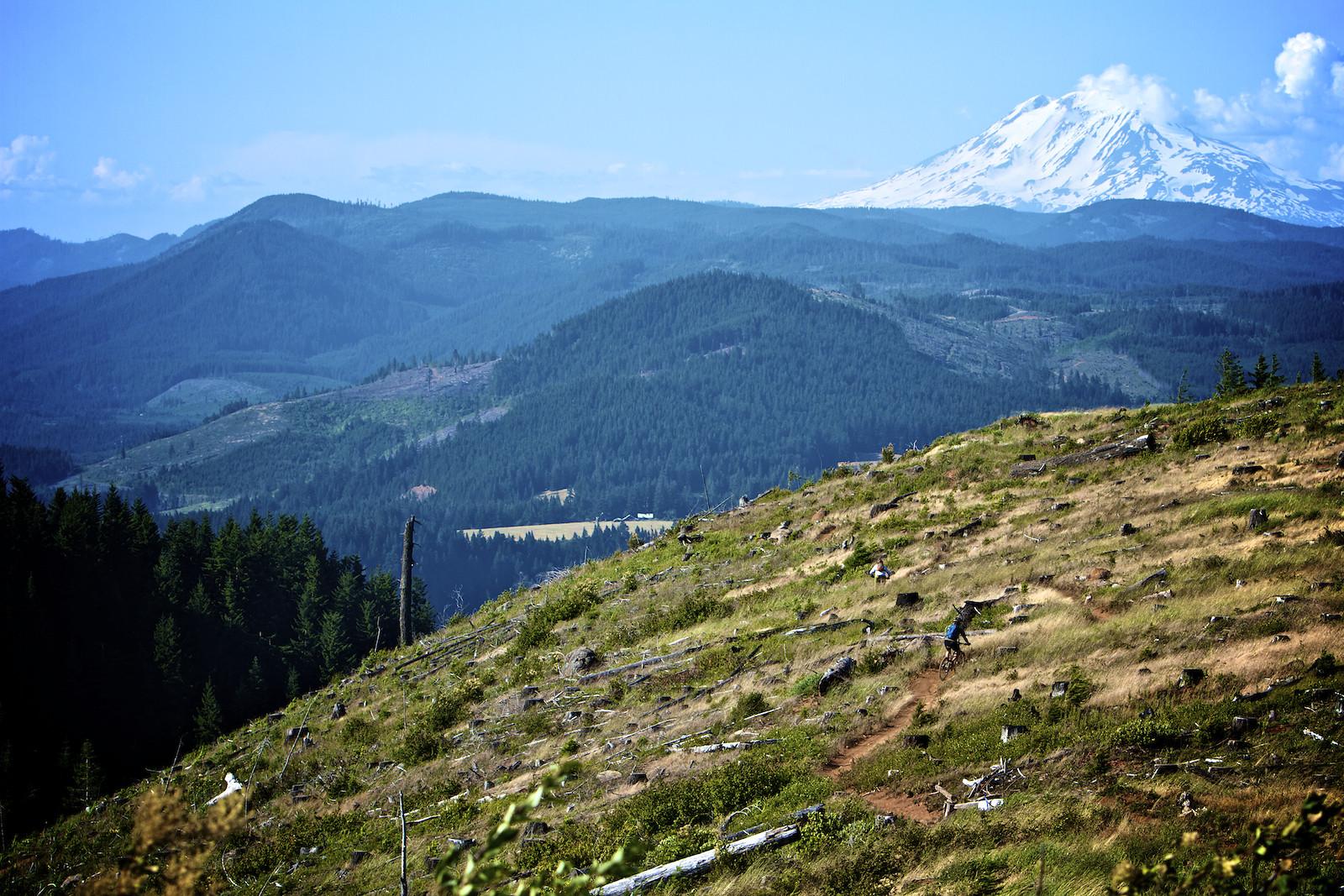 2012 Oregon Enduro Series Hood River Race Report - corytepper.com - Mountain Biking Pictures - Vital MTB