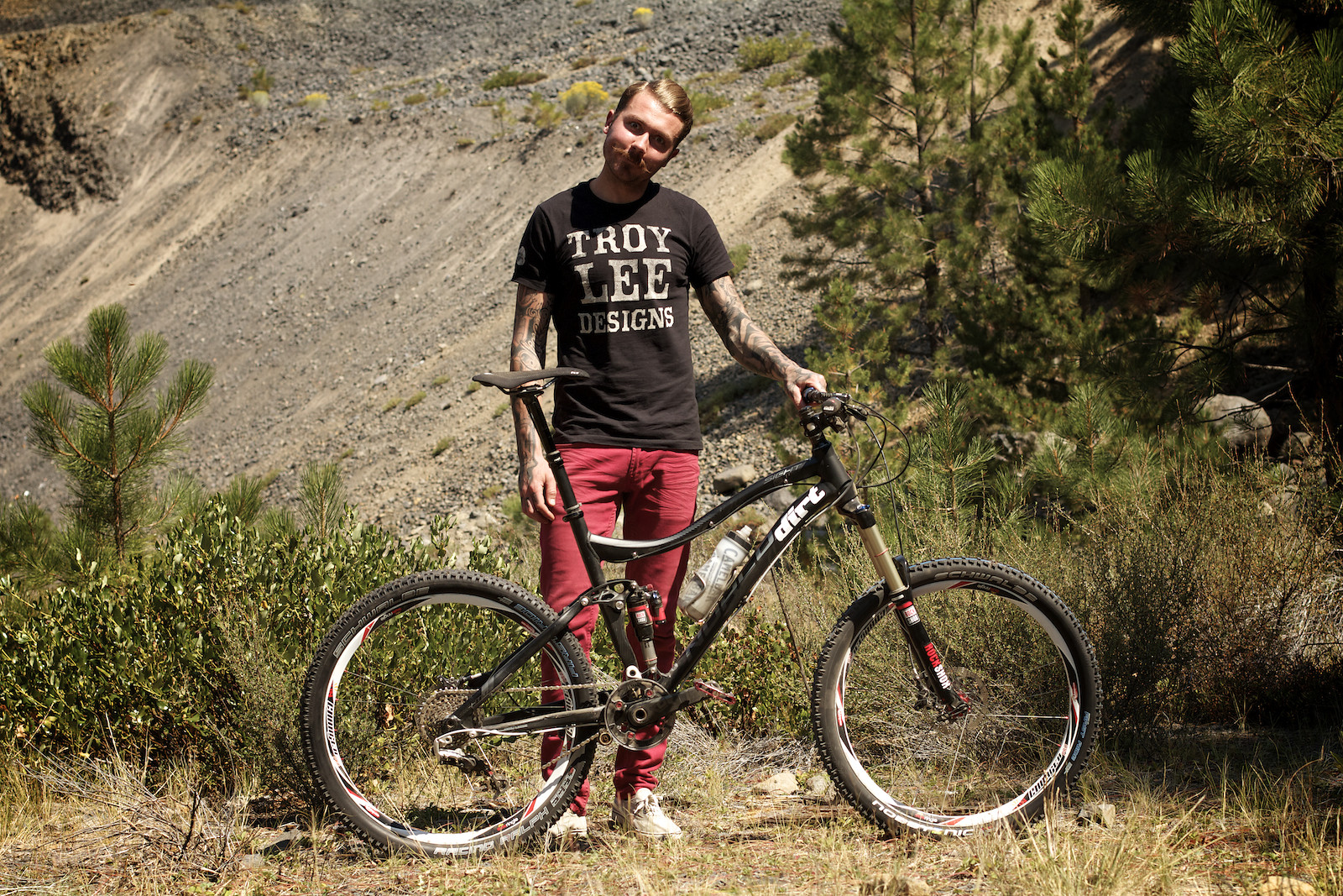 Pro Bikes from Oregon Enduro - Duncan Riffle's Norco Sight - corytepper.com - Mountain Biking Pictures - Vital MTB