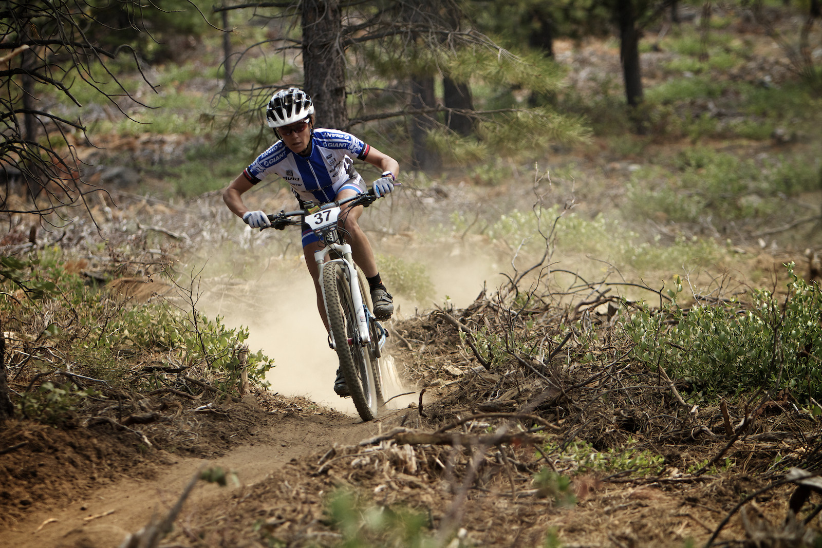 2012 Sisters Enduro Kelli Emmett - corytepper.com - Mountain Biking Pictures - Vital MTB