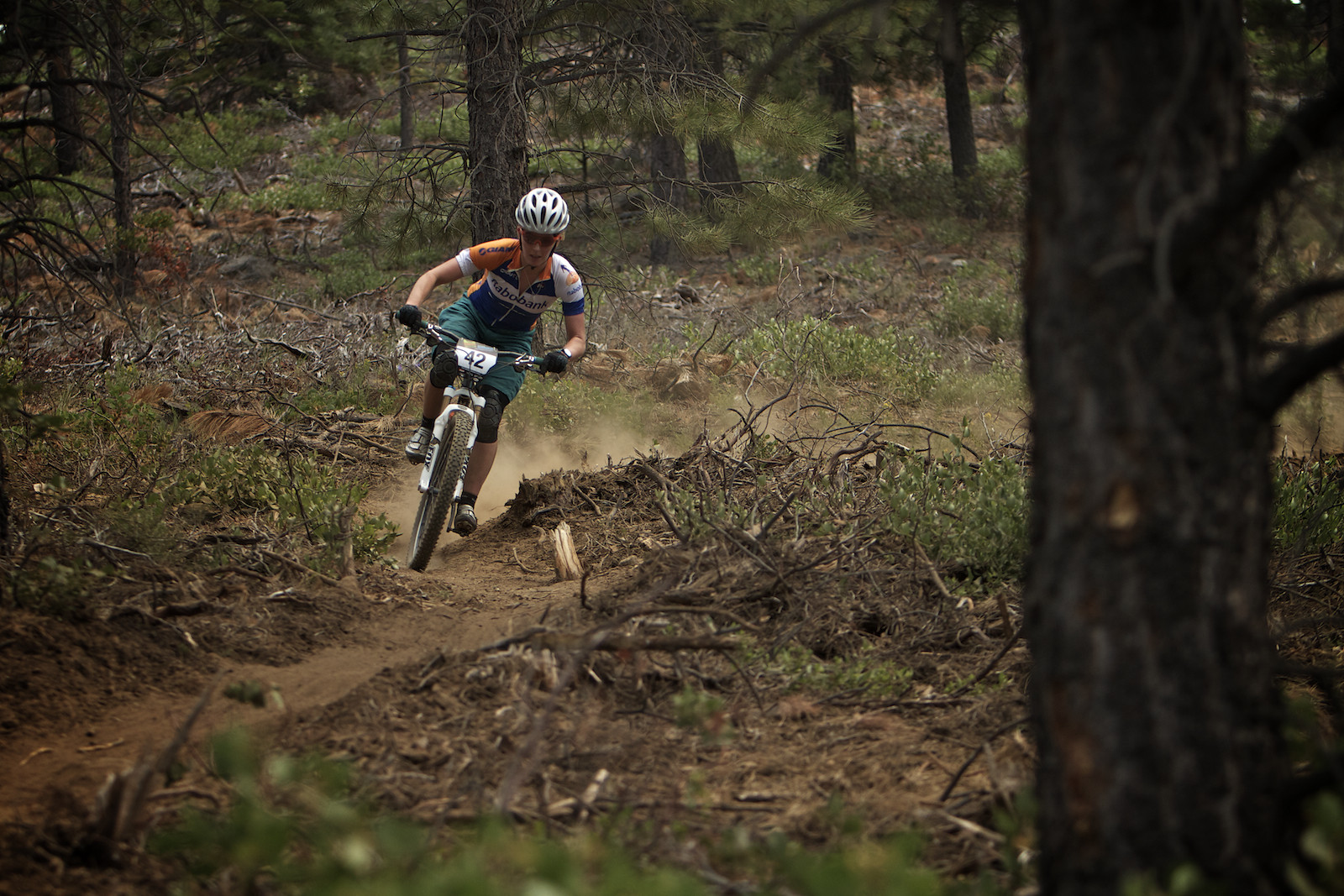2012 Sisters Enduro Rosara Joseph, Winner of the Pro Women's Class - corytepper.com - Mountain Biking Pictures - Vital MTB