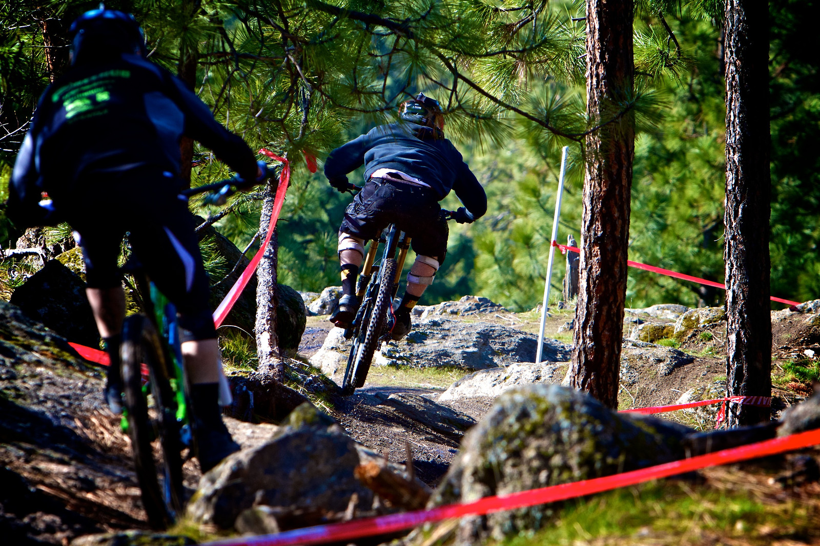 Trains Don't Always Need Rails - corytepper.com - Mountain Biking Pictures - Vital MTB