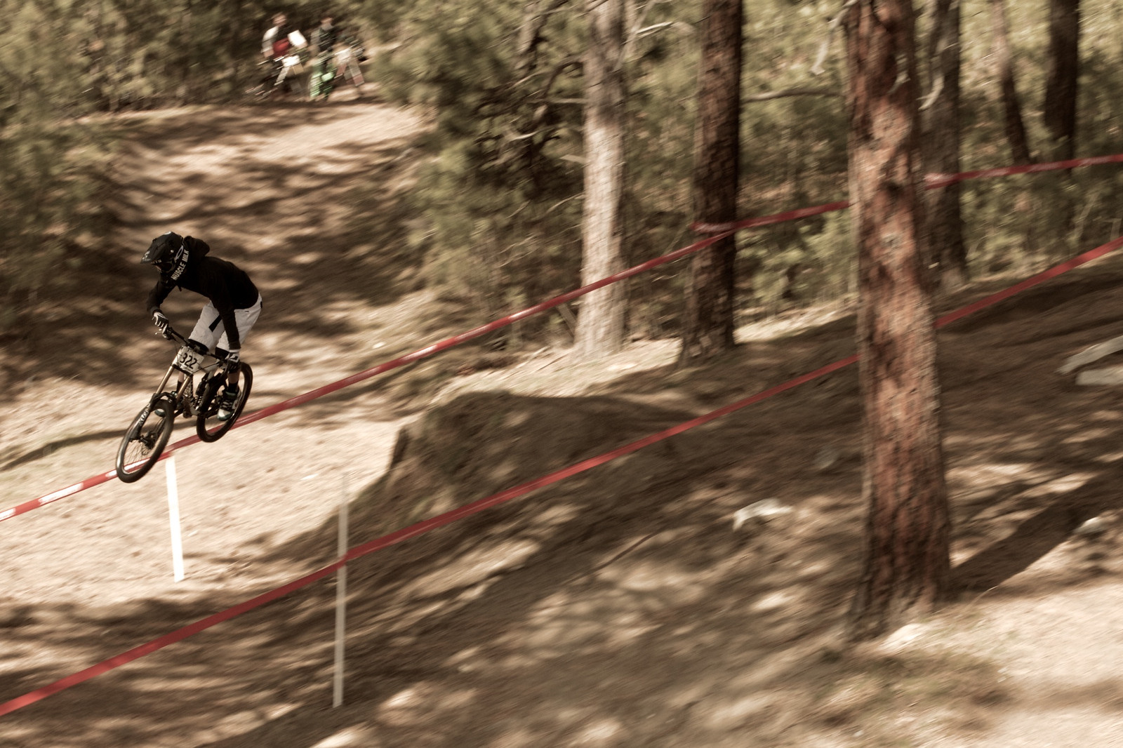 Muscle Milk Gives You Steeze, Alec Watts at Beacon Hill - corytepper.com - Mountain Biking Pictures - Vital MTB