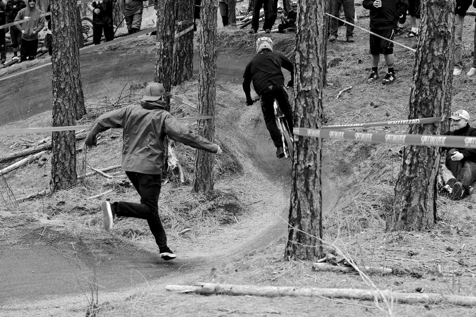 Team Work Makes The Dream Work  - corytepper.com - Mountain Biking Pictures - Vital MTB