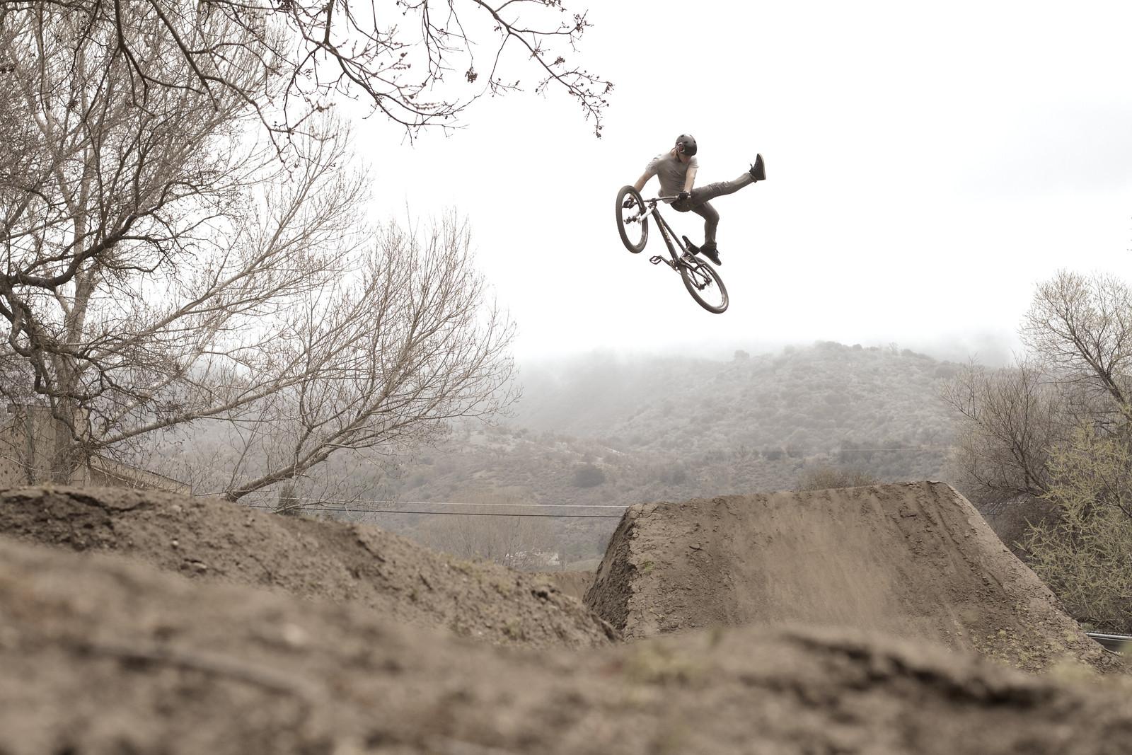 Massive No Foot Can - corytepper.com - Mountain Biking Pictures - Vital MTB
