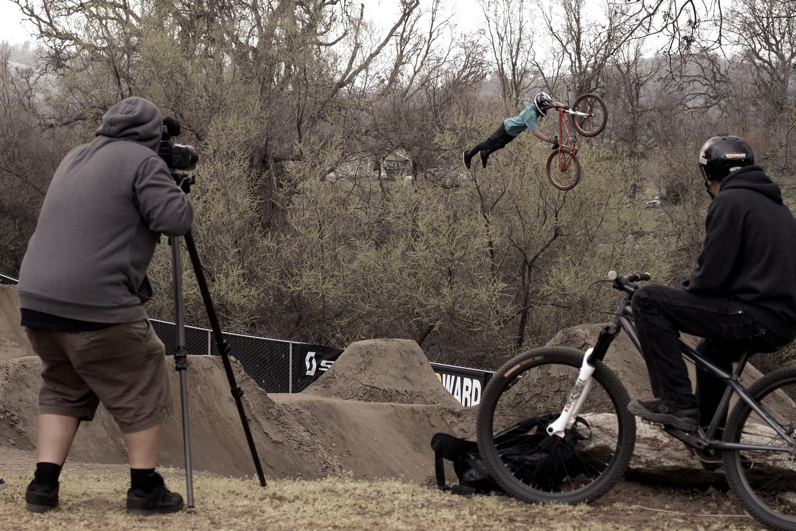 James Visser Superman - corytepper.com - Mountain Biking Pictures - Vital MTB