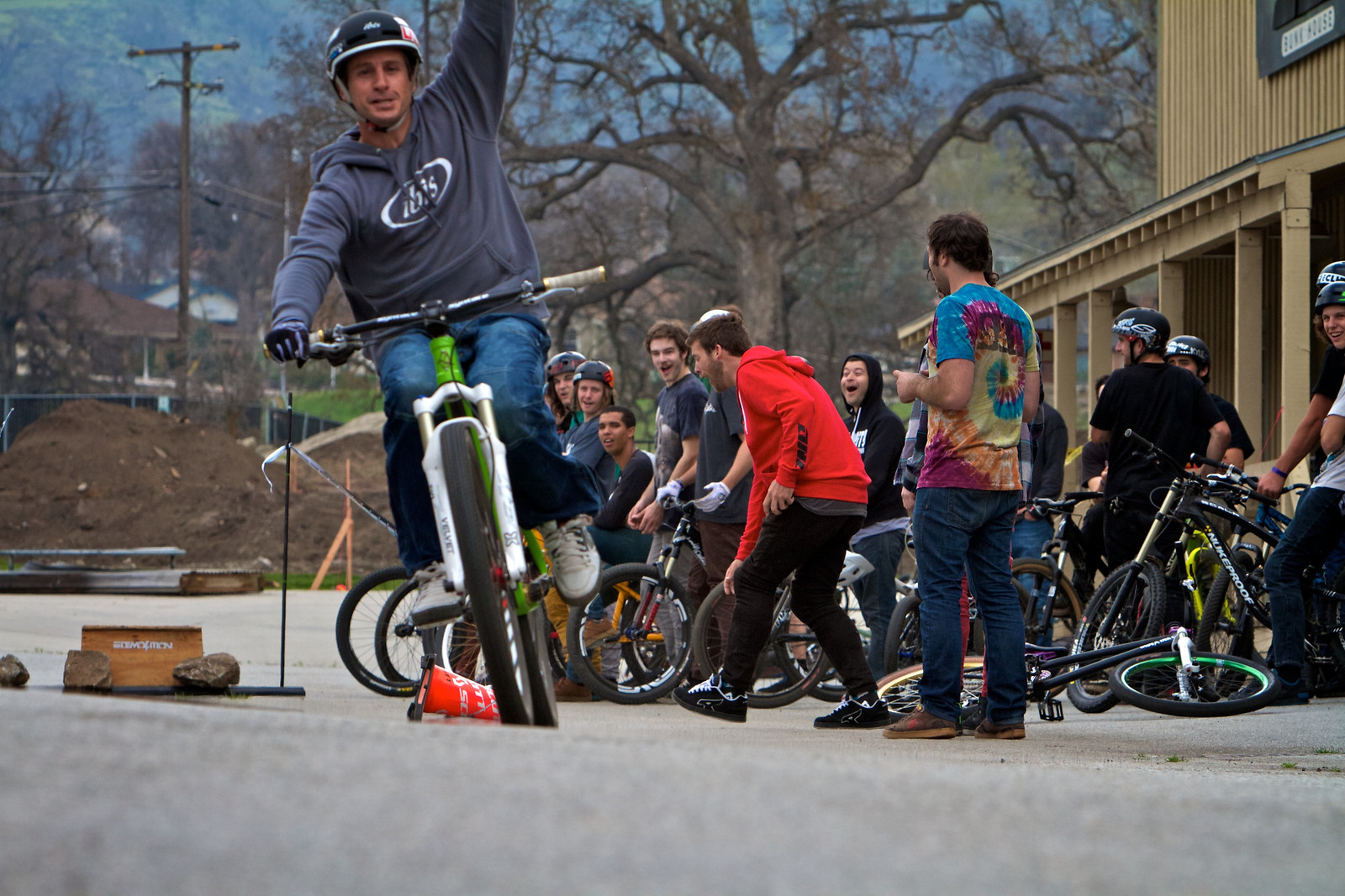 Lopes Stoked on His Distance - corytepper.com - Mountain Biking Pictures - Vital MTB