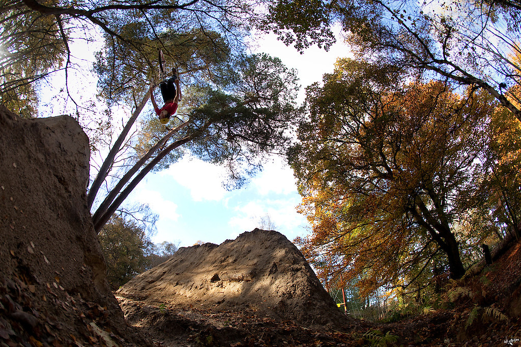 Flip - James Ioannou - Mountain Biking Pictures - Vital MTB