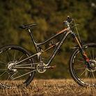 Santa Cruz Nomad 650b Carbon 2014