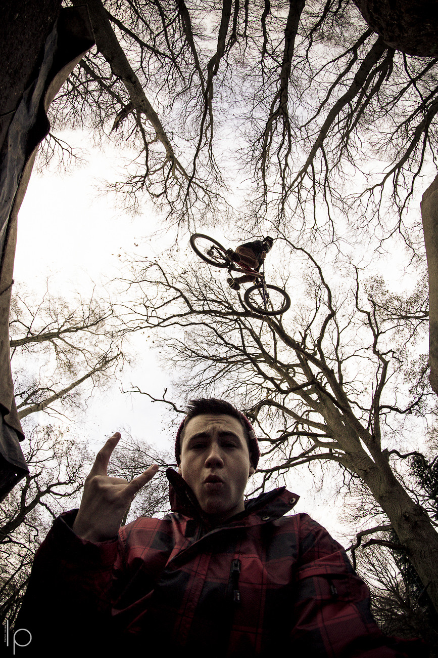 Self shot with a difference   - Declan_Lepage - Mountain Biking Pictures - Vital MTB